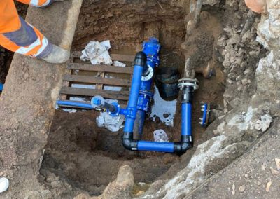 Montaż instalacji wodno-kanalizacynej